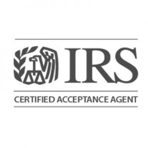Certified Acceptance Agent - CAA